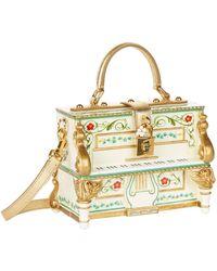 Dolce & Gabbana - Dolce Box Piano Bag - Lyst
