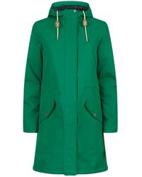 Barbour | Whitford Longline Hooded Coat | Lyst