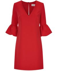 MILLY - Mandy Shift Dress - Lyst