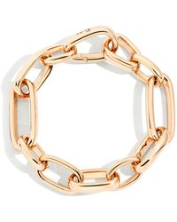 Pomellato - Slim Rose Gold Iconica Bracelet - Lyst