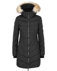 Pajar - Queens Fur-trimmed Shell Parka - Lyst