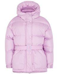 Ienki Ienki - Michelin Hooded Shell Bomber Jacket - Lyst