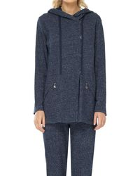 Leon Max - French Terry Oversized Hoodie - Lyst