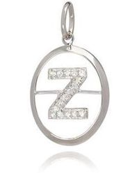 Annoushka Initial Z Pendant