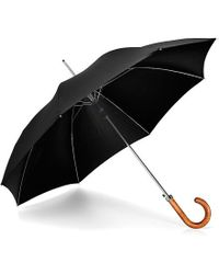 Aspinal of London - The Mens Automatic Umbrella - Lyst
