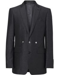 J.Crew Ludlow Fielding Suit Jacket In Windowpane English Spring Wool ... a341b0bfc