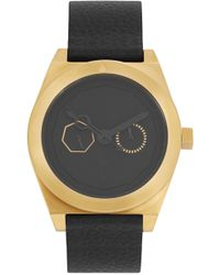 Aark Collective - Timeless Gold-plated Watch - Lyst