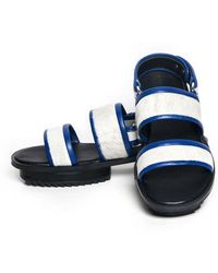 Jamie Wei Huang - Nibbana Leather Sandal - Lyst