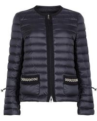 Moncler - Alma Quilted Shell Jacket - Lyst