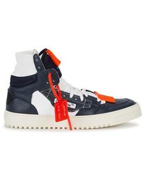 Off-White c/o Virgil Abloh - Off-court Hi-tops - Lyst