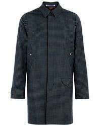 PS by Paul Smith - Checked Twill Jacket - Lyst