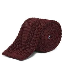 Chester Barrie - Silk Knitted Tie - Lyst