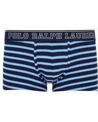 Polo Ralph Lauren - Striped Stretch Cotton Boxer Briefs - Lyst