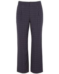 Joie - Dicra Printed Cropped Trousers - Lyst