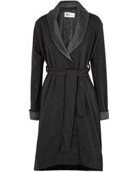 UGG - Duffield Ii Fleece-lined Cotton Jersey Robe - Lyst