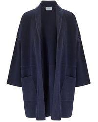 Jigsaw - Felted Wool Cocoon Jacket - Lyst