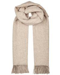 Acne Studios - Canada Oatmeal Wool Scarf - Lyst