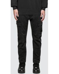 C P Company - Cargo Pants - Lyst