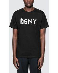 Public School - Newman S/s T-shirt - Lyst