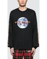 Wasted Paris - Planet Dust L/s T-shirt - Lyst