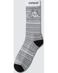 RIPNDIP - Peek A Nermal Socks - Lyst