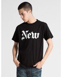 Acapulco Gold - Black New T-shirt - Lyst