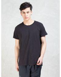 Brandblack | Slub T-shirt | Lyst
