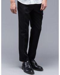 Carven - Classic Cuffed Pants - Lyst