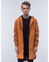 FairPlay - Oakley Hooded Coat - Lyst