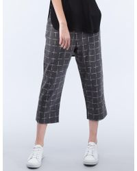 Timberland - Sarah Check Trousers - Lyst