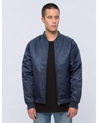10.deep - Tiger Claw Satin Jacket - Lyst