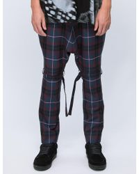 Lad Musician - Check Trousers - Lyst