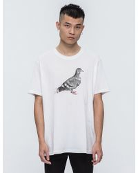 Staple - Concrete Pigeon T-shirt - Lyst