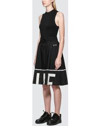 Nike - Nsw Mesh Skirt - Lyst