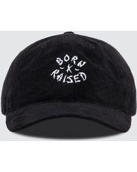 Born X Raised - Westside Rocker Suede Hat - Lyst