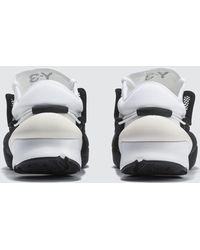 ADIDAS Y 3 QASA High Black White Sneakers Sz 12.5 $450 Y3 Sneakers AQ5499