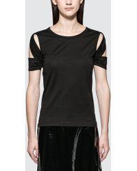 Helmut Lang - Bondage S/s T-shirt - Lyst