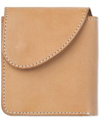 Hender Scheme - Natural Leather Wallet - Lyst
