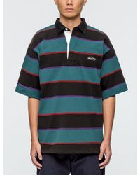 Divinities - Barbarian Rugby Polo - Lyst