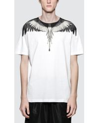 Marcelo Burlon - Wings T-shirt - Lyst