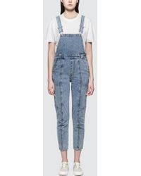 Levi's - Utility Mom Overall - Lyst