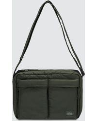 78c5918d4cd3 Head Porter - Olive Drab Shoulder Bag (l) - Lyst