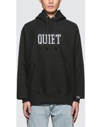 The Quiet Life - Champion Reverse Weave X Hoodie - Lyst