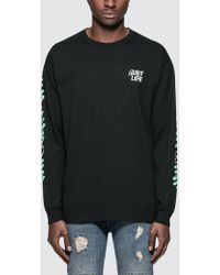 The Quiet Life - Jarvis L/s T-shirt - Lyst