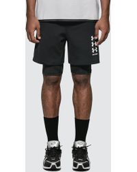 53732cbcce941 Palm Angels 'sundek Iconic' Swim Shorts in Black for Men - Lyst