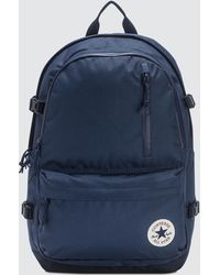 58bd0424ca1e Converse - Straight Edge Backpack Backpack - Lyst