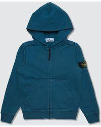 181727383b9b Uniqlo Kids Dry Stretch Sweat Long-sleeve Full-zip Hoodie in Black ...