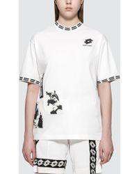 Damir Doma - Tiara Print T-shirt - Lyst