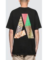 Atmos Lab - Big A T-shirt (crazy Animal) - Lyst