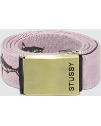 Stussy - Hellshire Web Belt - Lyst